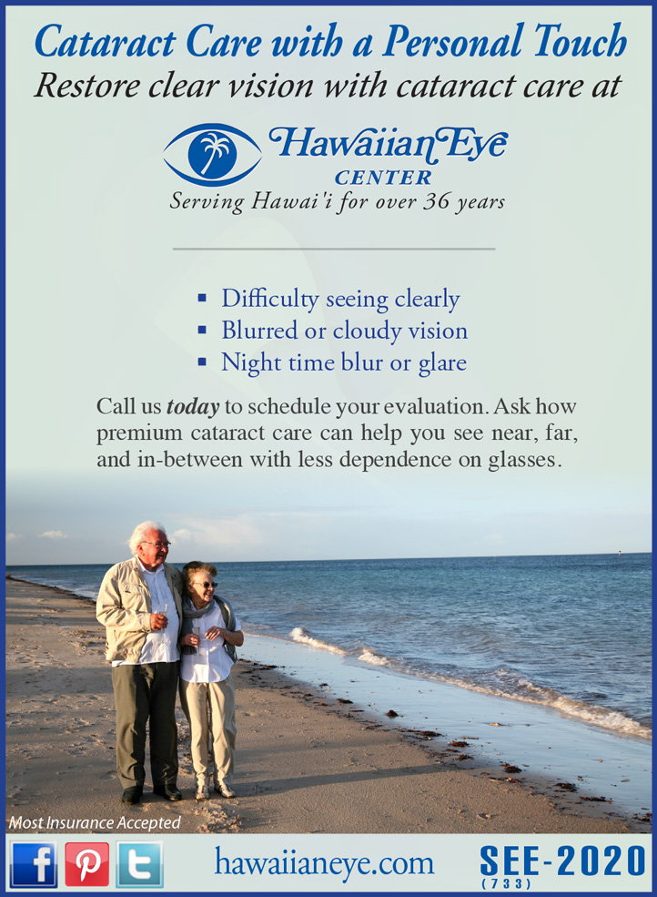 Hawaiian Eye Center - Cataract Care with a Personal Touch